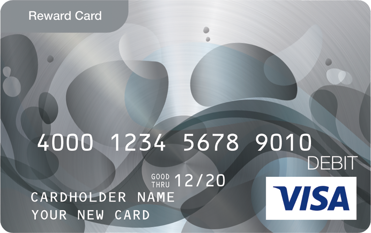 Visa usd card